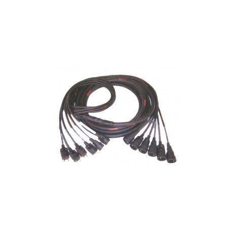 Cable multipaire 6x 16A